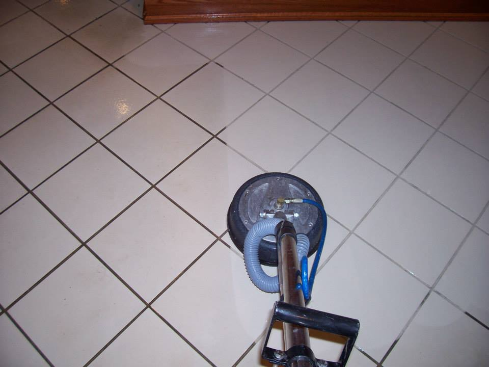 Tile & Grout Cleaning Lawrence, Kansas